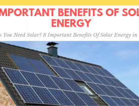 8 important benefits of solar energy in 2019